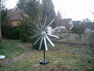 Windrad selber bauen